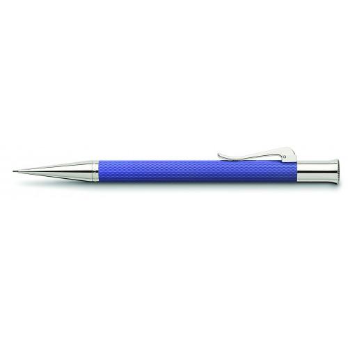 GRAF VON FABER-CASTELL GUILLOCHE BLU INDIGO PORTAMINE 0,7 mm