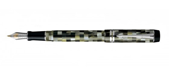PARKER MINI DUOFOLD STILOGRAFICA GREEN
