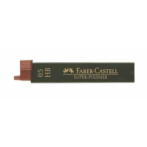 FABER-CASTELL RICAMBIO MINE 0,5 COLORATE