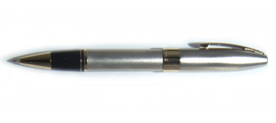 SHEAFFER LEGACY ROLLER SATINATA CON FINITURE LAMINATE ORO