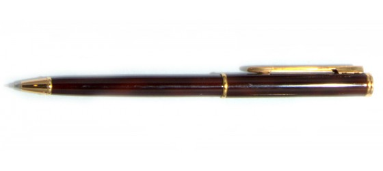 WATERMAN PREFACE PORTAMINE 0,7 MM IN LACCA MARRONE