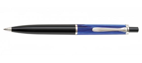 PELIKAN K205 PENNA A SFERA BLUE-MARBLED