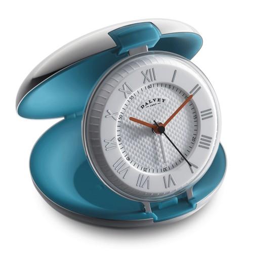 DALVEY OROLOGIO CAPSULE CLOCK TEAL