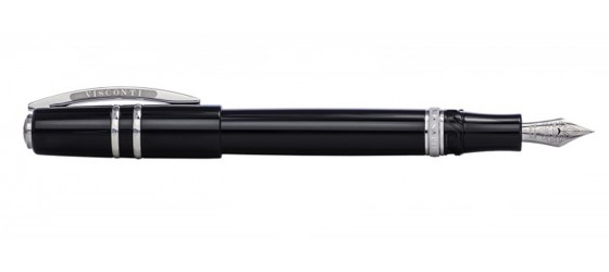 VISCONTI HOMO SAPIENS ELEGANCE STILOGRAFICA MEDIUM BLACK