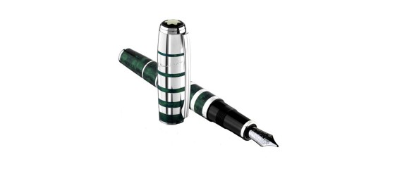MONTBLANC GEORGE BERNARD SHAW WRITERS EDITION FOUNTAIN PEN