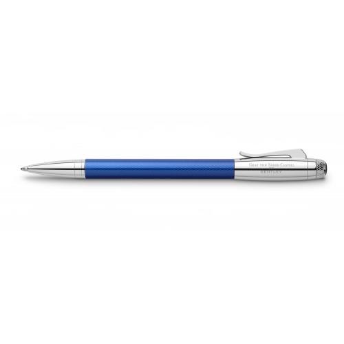 GRAF VON FABER-CASTELL BENTLEY SEQUIN BLUE BALLPOINT PEN