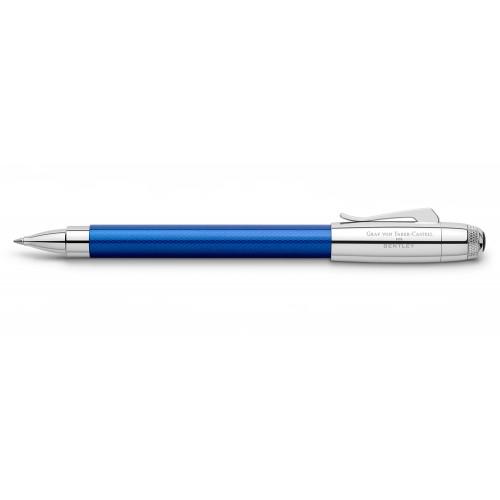 GRAF VON FABER-CASTELL BENTLEY SEQUIN BLUE ROLLERBALL