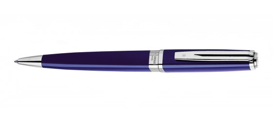 WATERMAN EXCEPTION SILM LACCA BLU