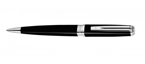 WATERMAN EXCEPTION SILM LACCA NERA PORTAMINE 0,7 MM