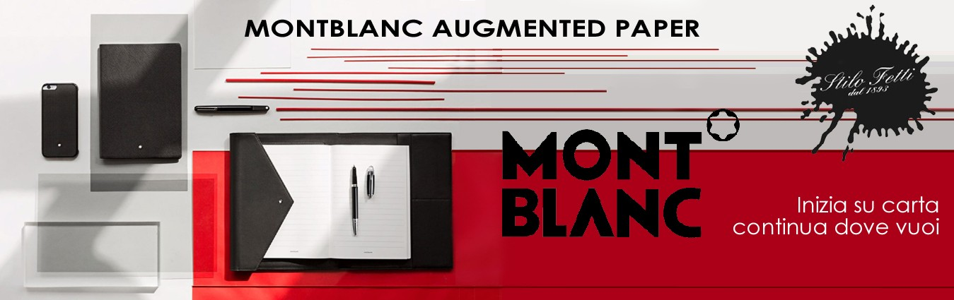 Montblanc Paper Black