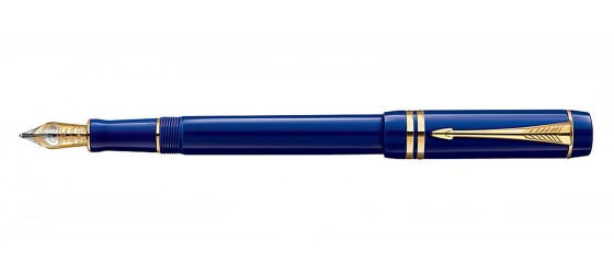 PARKER DUOFOLD STILOGRAFICA INTERNATIONAL LAPIS LAZURI