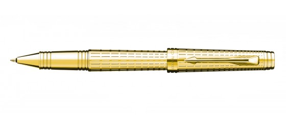 PARKER PREMIER ROLLER DELUXE GOLD