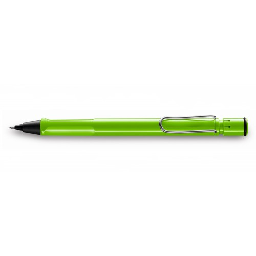 LAMY SAFARI MECHANICAL PENCIL 0,7 MM GREEN