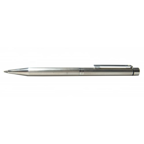 SHEAFFER TARGA PENNA A SFERA IN ARGENTO