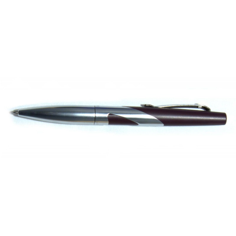 SHEAFFER INTRIGUE PORTAMINE 0,7 MM IN ACCIAIO LUCIDO E MARRONE