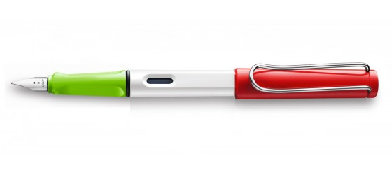 LAMY SAFARI STILOGRAFICA TRICOLORE