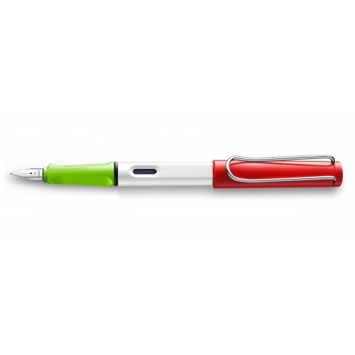LAMY SAFARI TRICOLORE FOUNTAIN PEN