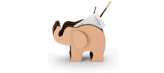 GRAF VON FABER-CASTELL ELEPHANT PORTAPENNE