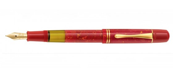 PELIKAN M101N BRIGHT RED STILOGRAFICA