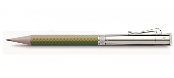 GRAF VON FABER-CASTELL PERFECT PENCIL OLIVE GREEN