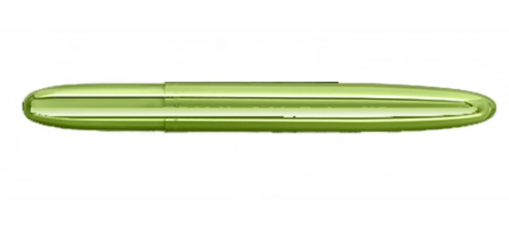 FISHER BULLET SPACE PEN GREEN LACQUER BALLPOINT PEN