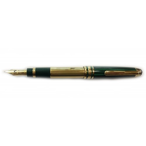MONTBLANC MEISTERSTÜCK SOLITAIRE CZAR NICOLAI HOMMAGE W.A. MOZART 114 FOUNTAIN PEN (SMALL SIZE)