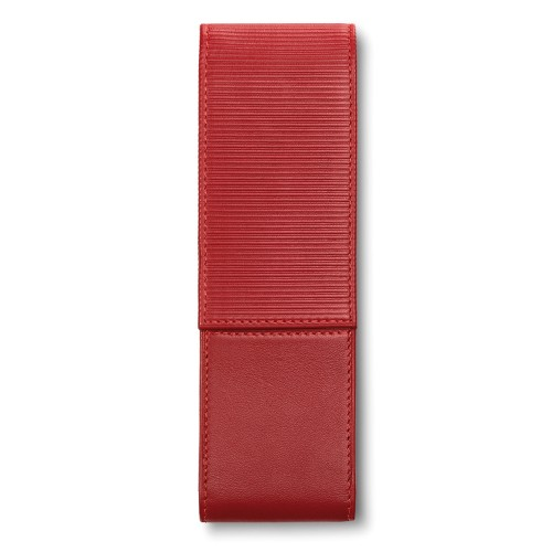 LAMY LEATHER CASE RED