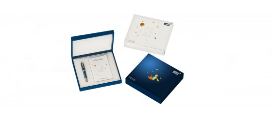 MONTBLANC SET HAPPY HOLIDAY MEISTERSTÜCK LE PETIT PRINCE