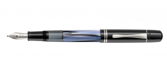 PELIKAN M101N GREY-BLUE STILOGRAFICA DISPONIBILE DA MARZO 2019