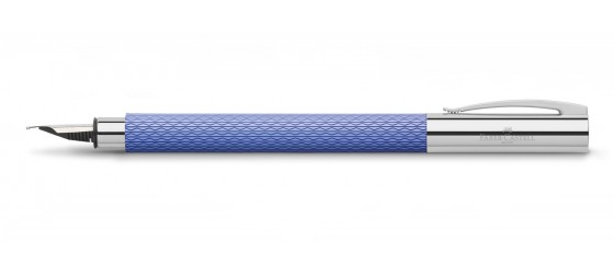 FABER - CASTELL AMBITION OPART BLUE LAGOON FOUNTAIN PEN