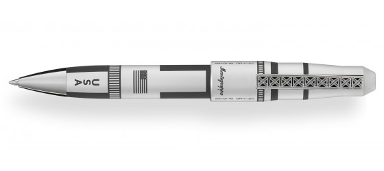 MONTEGRAPPA MOON LANDING 50th ANNIVERSARY BALLPOINT PEN STEEL COMING SOON