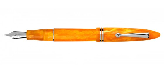 LEONARDO FURORE ORANGE HT FOUNTAIN PEN