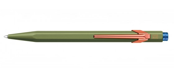 CARAN D'ACHE 849 CLAIM YOUR STYLE GREEN SFERA