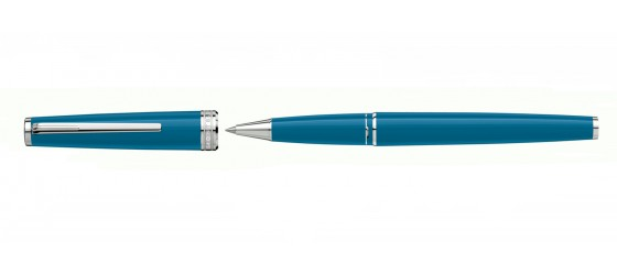 MONTBLANC PIX PETROL BLUED ROLLERBALL