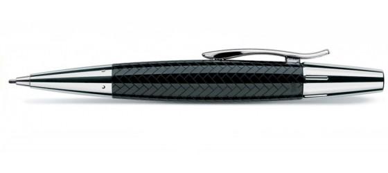 FABER-CASTELL E-MOTION PARQUET BLACK MECHANICAL PENCIL 1,4 mm