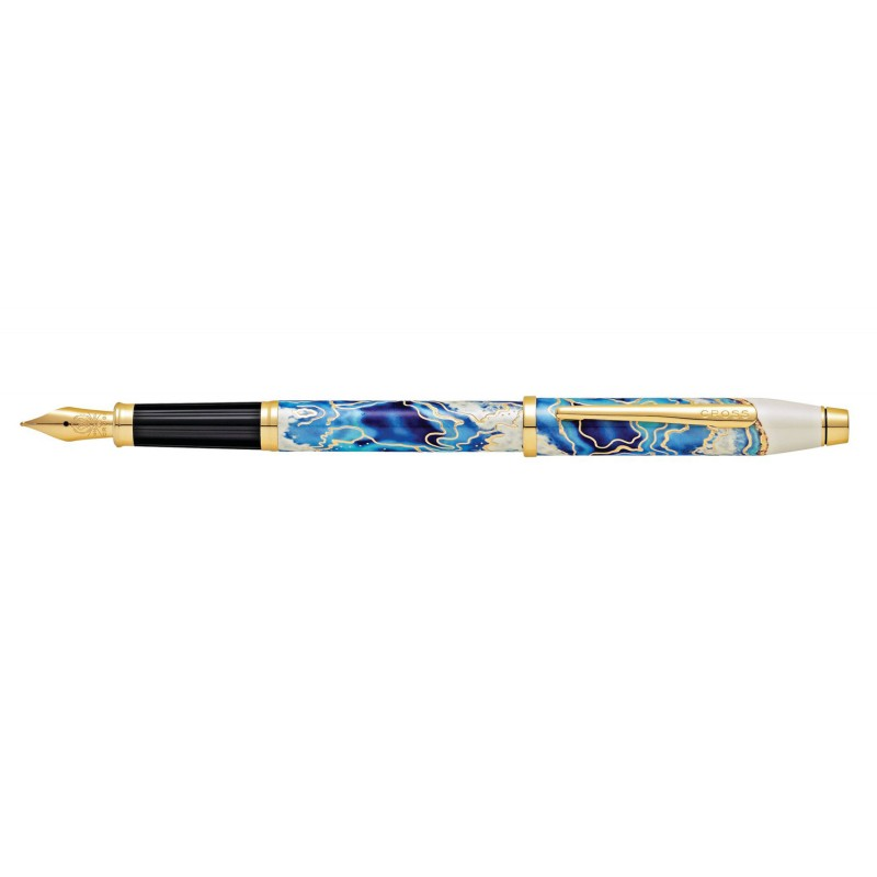 CROSS WANDERLUST MALTA FOUNTAIN PEN