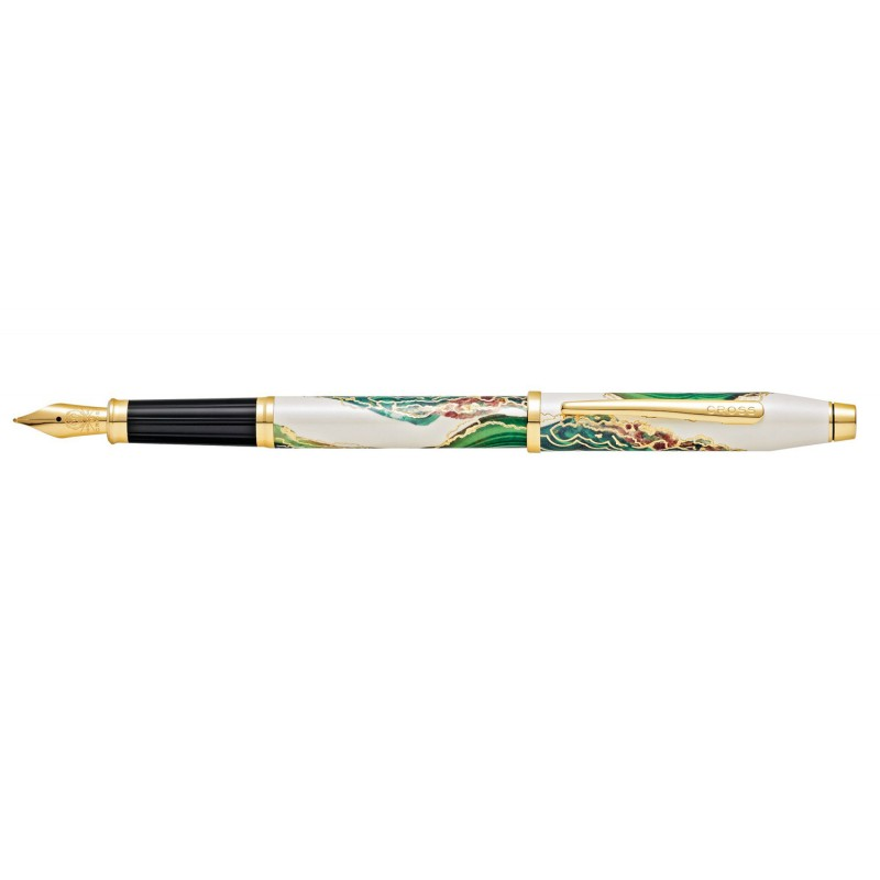 CROSS WANDERLUST BORNEO FOUNTAIN PEN COMING SOON