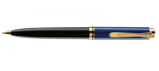 PELIKAN SOUVERAN K600 BLACK-BLUE BALLPOINT PEN