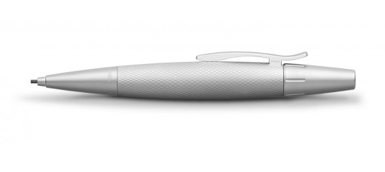 FABER-CASTELL E-MOTION PURE SILVER MECHANICAL PENCIL 1,4 mm
