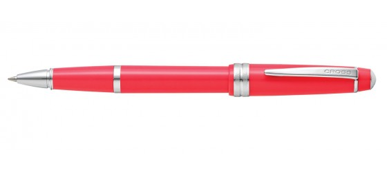 CROSS BAILEY LIGHT CORAL ROLLERBALL