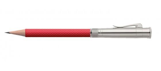 GRAF VON FABER-CASTELL PERFECT PENCIL GUILLOCHE INDIA RED
