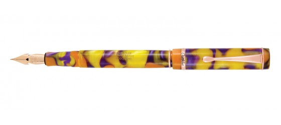 CONKLIN DURAFLEX ENDLESS SUMMER FOUNTAIN PEN