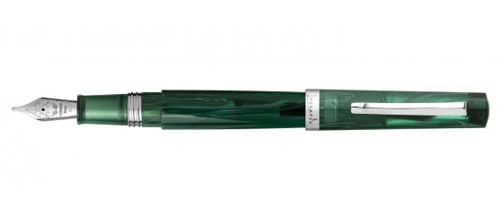 LEONARDO MESSENGER GREEN FOUNTAIN PEN COMING SOON
