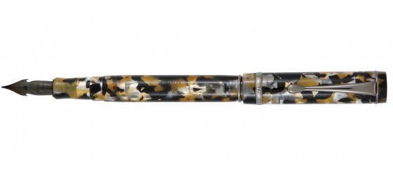 CONKLIN DURAFLEX ELEMENTS EARTH FOUNTAIN PEN