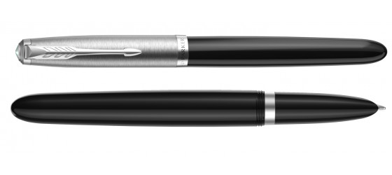 PARKER 51 CORE BLACK CT FOUNTAIN PEN AVAILABLE FROM OCTOBER