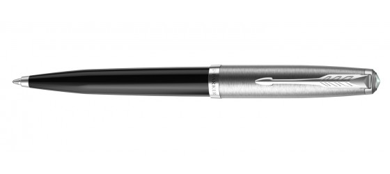 PARKER 51 CORE BLACK CT BALLPOINT PEN AVAILABLE FROM OCTOBER