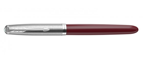 PARKER 51 CORE BURGUNDY CT FOUNTAIN PEN AVAILABLE FROM OCTOBER
