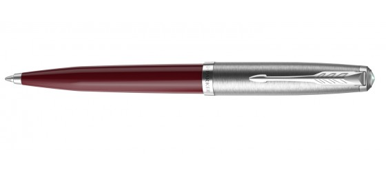 PARKER 51 CORE BURGUNDY CT BALLPOINT PEN AVAILABLE FROM OCTOBER
