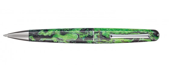 MONTEGRAPPA ELMO 01 FANTASY BLOOMS BLACK STAR CALLA LILY BALLPOINT PEN COMING SOON