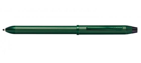 CROSS Tech3 Matte Green PVD Multifunction Pen